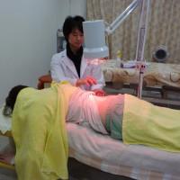 遠赤外線と鍼治療